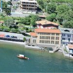 Lake Como Laglio Apartment Directly on The Lake with lake view