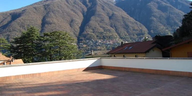 Lake Como Laglio Detached Villa Lake View