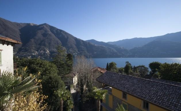 Lake Como Laglio Villa with terrace