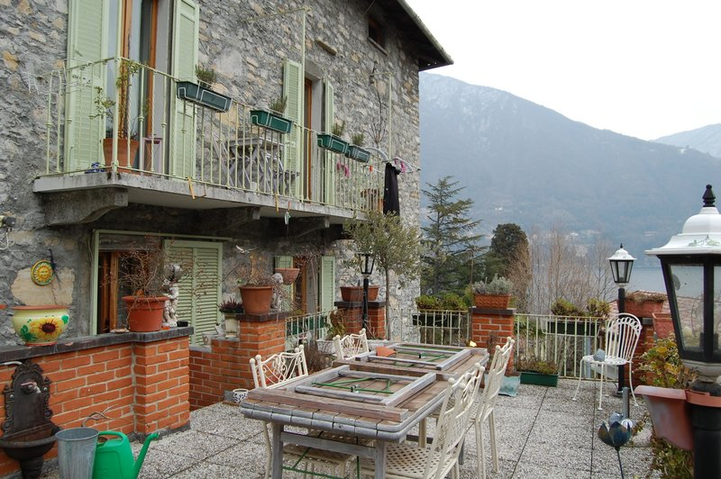 Charming Villa With Terrace and View Lake Como Laglio