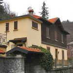 Lake Como Lanzo Intelvi Detached Villa Surrounding Land
