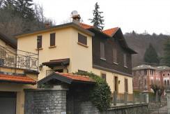 Lake Como Lanzo Intelvi Detached Villa Surrounding Land