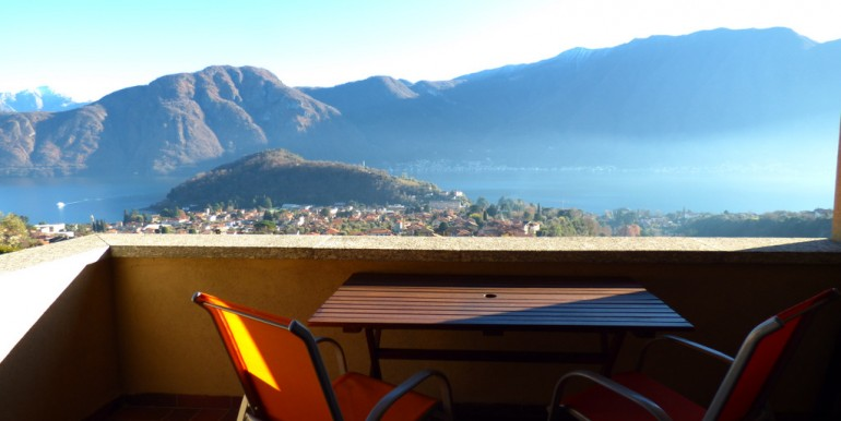 Lake Como Lenno Apartment with Amazing Lake View