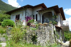 Detached Villa with Amazing View Lake Como Lenno two apartments