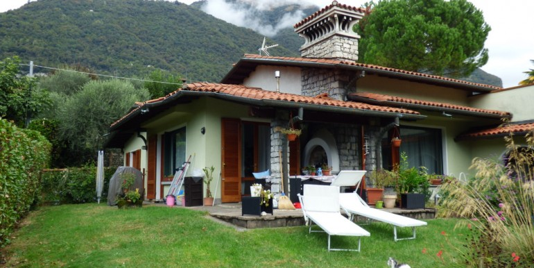 Detached Villa Near Center and Lake Como Lenno