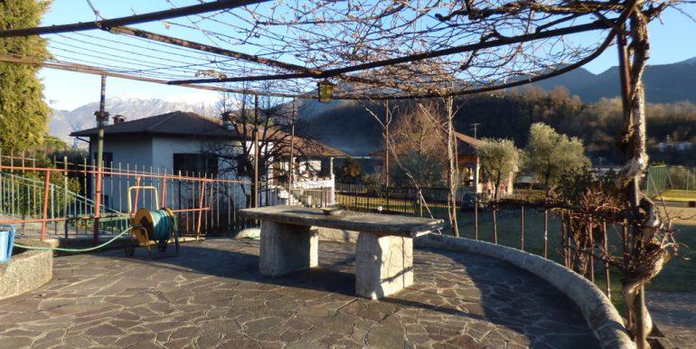 Lake Como Lenno House - Garden