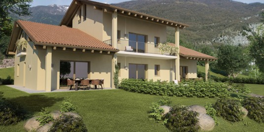 Mezzegra Residence with Lake View – Lake Como