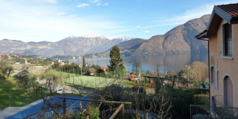Lake Como view- Mezzegra