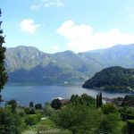 Lake Como Mezzegra Apartments with Amazing Lake View