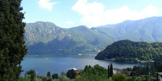 Lake Como Mezzegra Apartments with Amazing Lake View