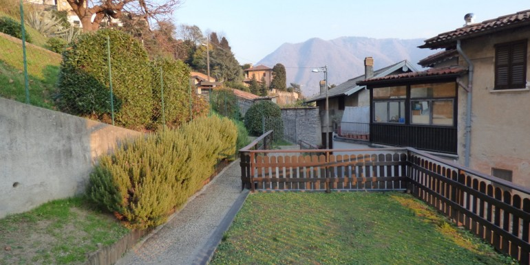 Lake Como Cernobbio House with Lake View and Terrace
