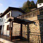 Lake Como Cernobbio House with Lake View and Terrace