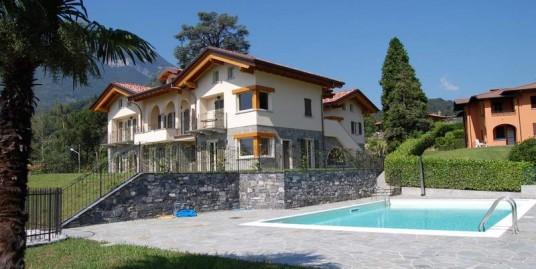 Lake Como Menaggio Residence with swimming pool