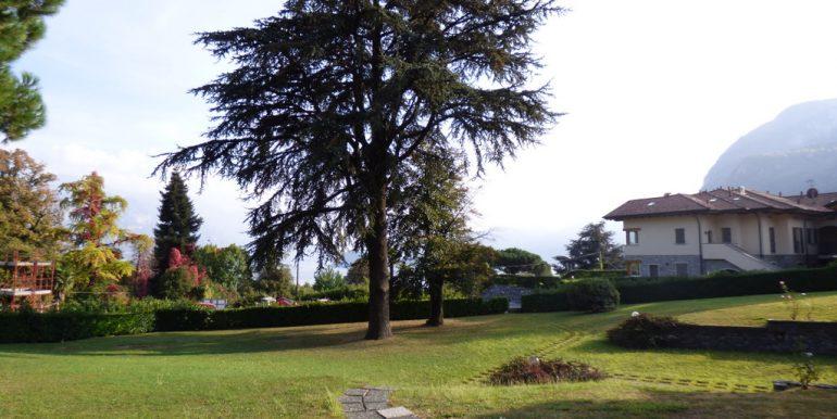Garden in residence - Lake Como