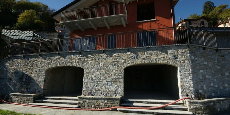 New Villa Menaggio with parking