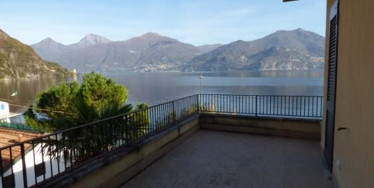 Lake Como Menaggio Apartment Lake Front with Terrace