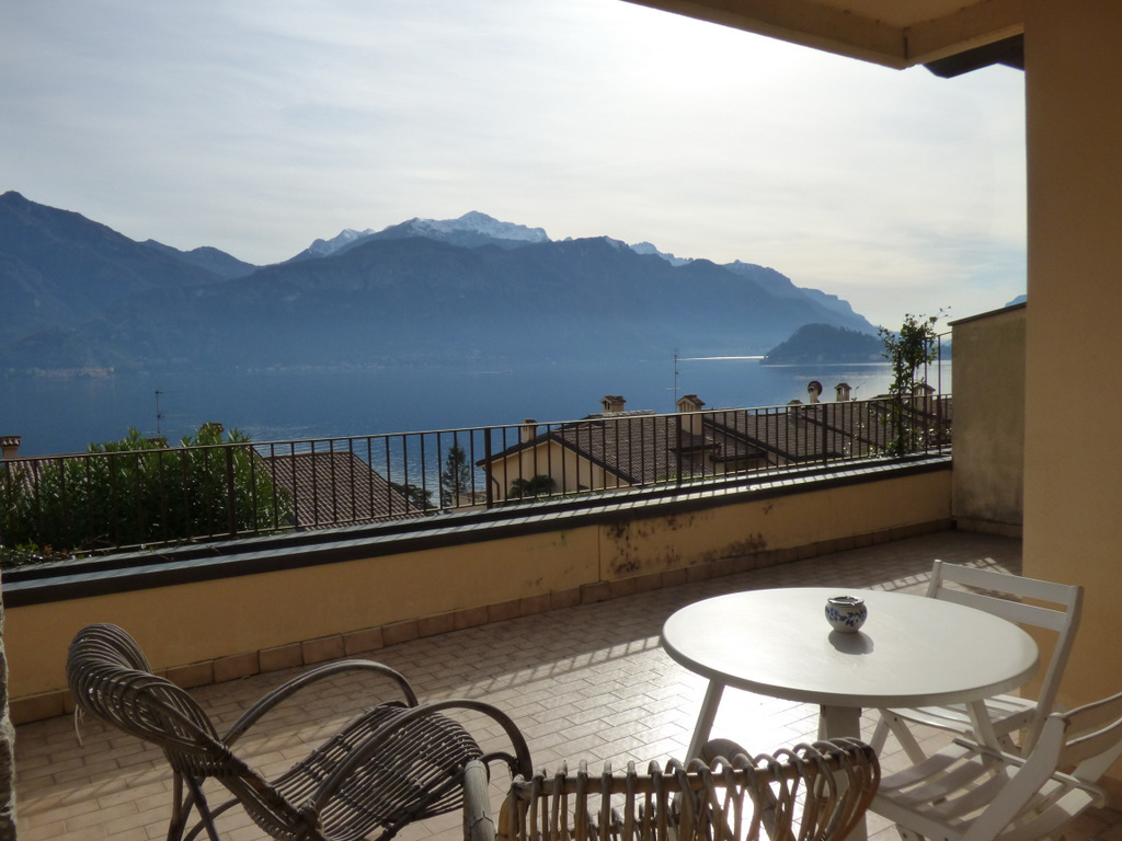 Menaggio Apartment With Swimming Pool Garden Terrace And Lake View