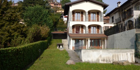 Menaggio Villa with Lake View
