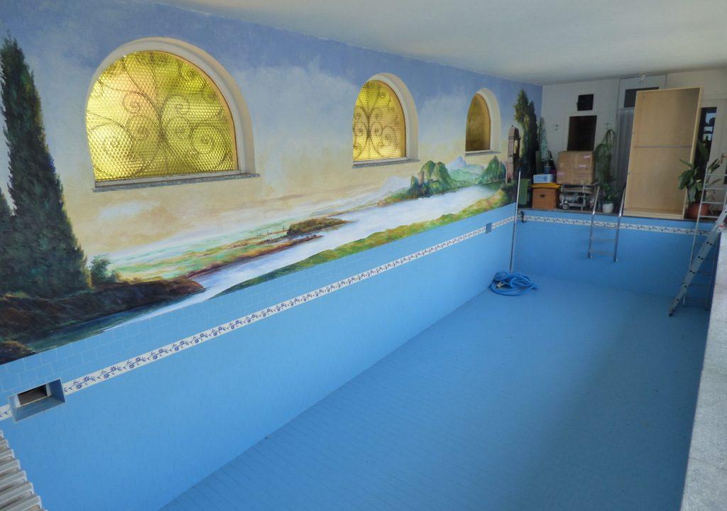 Lake Como Menaggio Detached Villa With Swimming Pool and Lake View