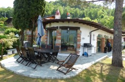 Lake Como Menaggio Detached Villa With Swimming Pool and Lake View
