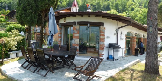 Lake Como Menaggio Detached Villa With Pool
