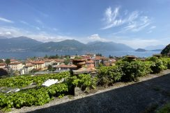 Period Villa Menaggio Center with View Lake Como