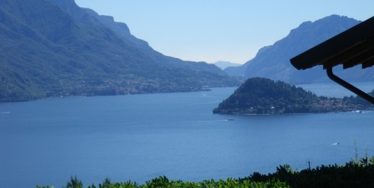 Menaggio Villa with Amazing Lake Como View