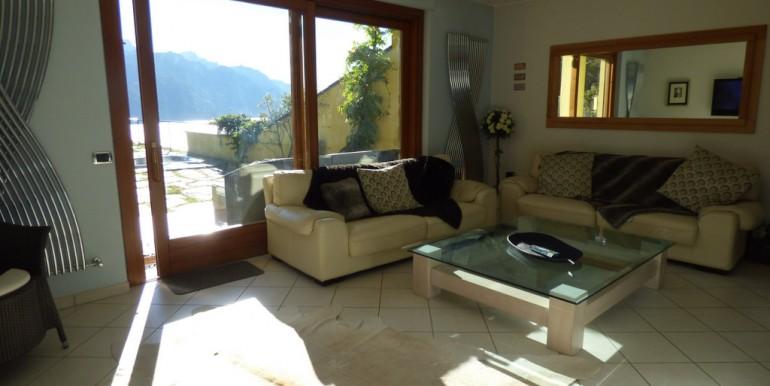 Lake Como Menaggio Villa With Land and Lake View