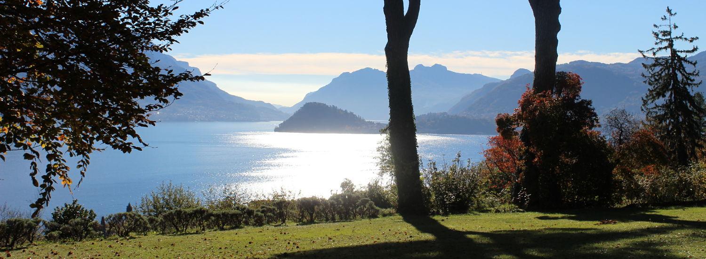 Lake Como Menaggio Luxury Villa with Lake View
