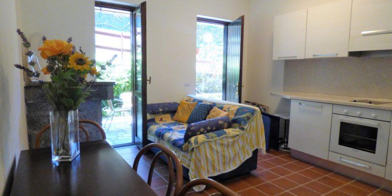 Apartment Lake Como Menaggio with garden