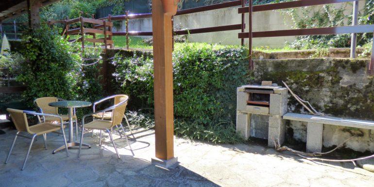 Menaggio con giardino - patio