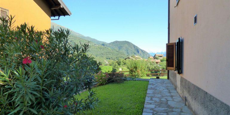 Lago Como - Menaggio con giardino