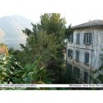 Lake Como Mezzegra Detached Villa with Garden