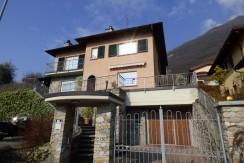 Lake Como Mezzegra Detached Villa with Amazing Lake View