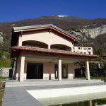 Mezzegra Villa with Swimming Pool - Lake Como with garden
