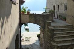 Lake Como Ossuccio Apartment Near the Lake View Cellar