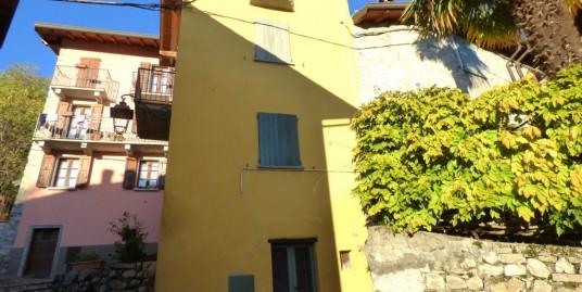 Lake Como Ossuccio Portion of House with Lake View