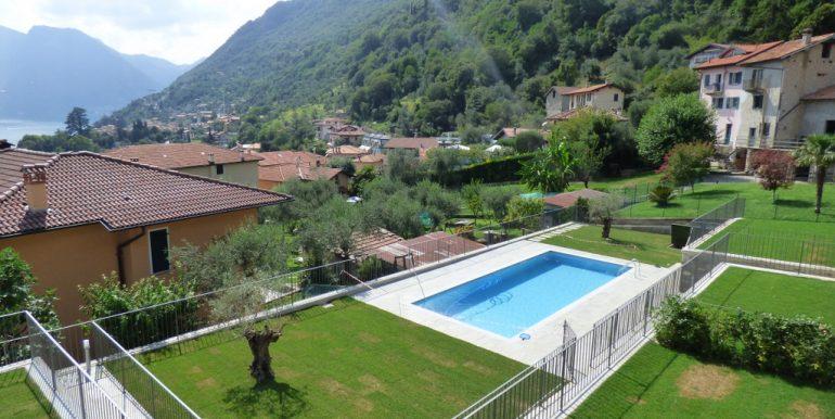 Lago Como Ossuccio Residence con piscina e vista lago (6)