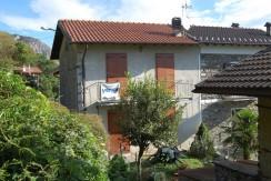 Lake Como Pianello Lario House with garden