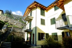 Lake Como Pianello del Lario Apartment with Lake View