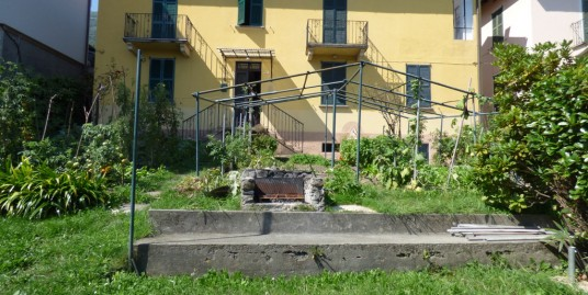 Lake Como Pianello del Lario Detached House with Lake View
