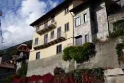 Lake Como Pianello del Lario Apartment with Garden and Lake View