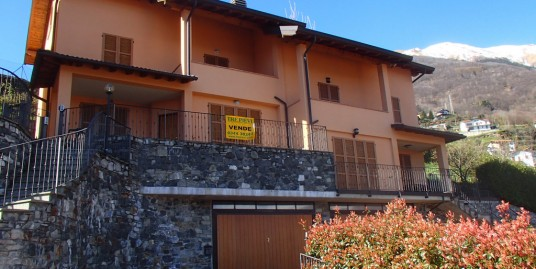 Lake Como Pianello del Lario Detached Villa With Amazing Lake View