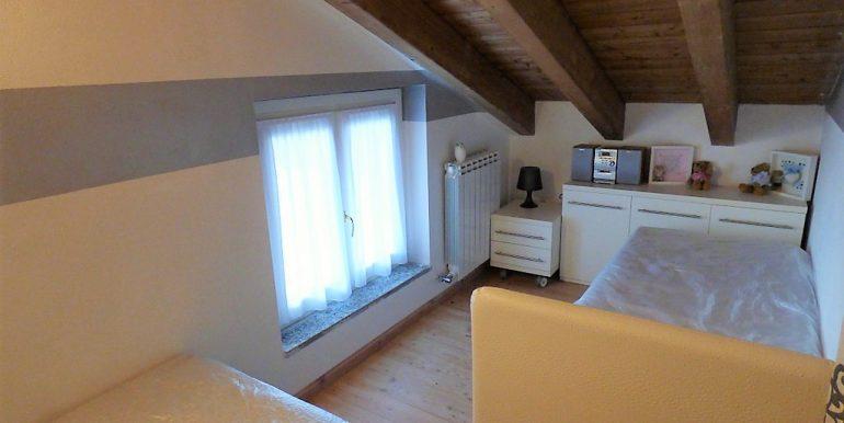Apartment Plesio - bedroom
