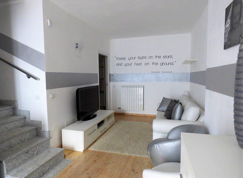 Apartment Plesio - Living room