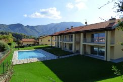 Apartments in Residence with Swimming Pool - Lenno