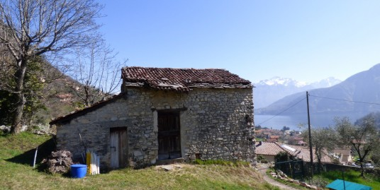 Lenno Stone Rustico to Renovate – Lake Como