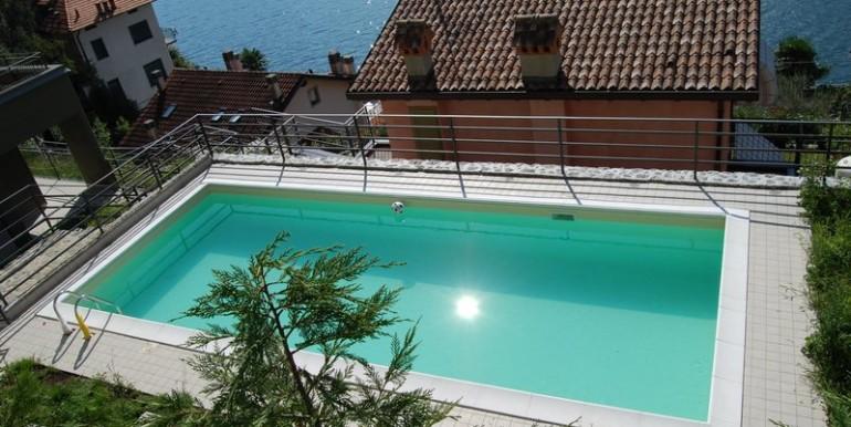 Lake Como Sala Comacina Residence with Pool