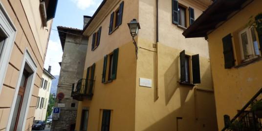 Sala Comacina Apartment with Balcony – Lake Como