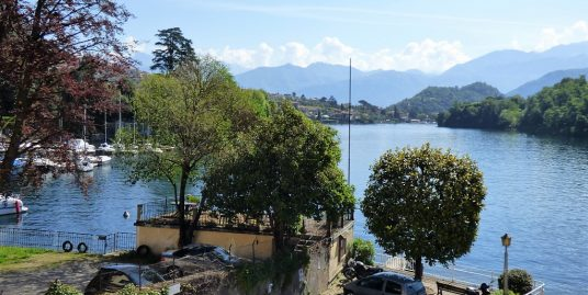 Typical village House Tremezzina with Lake Como view